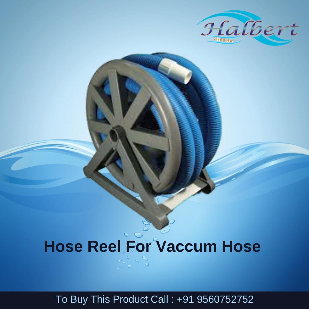 Hose Reel For Vaccum Hose