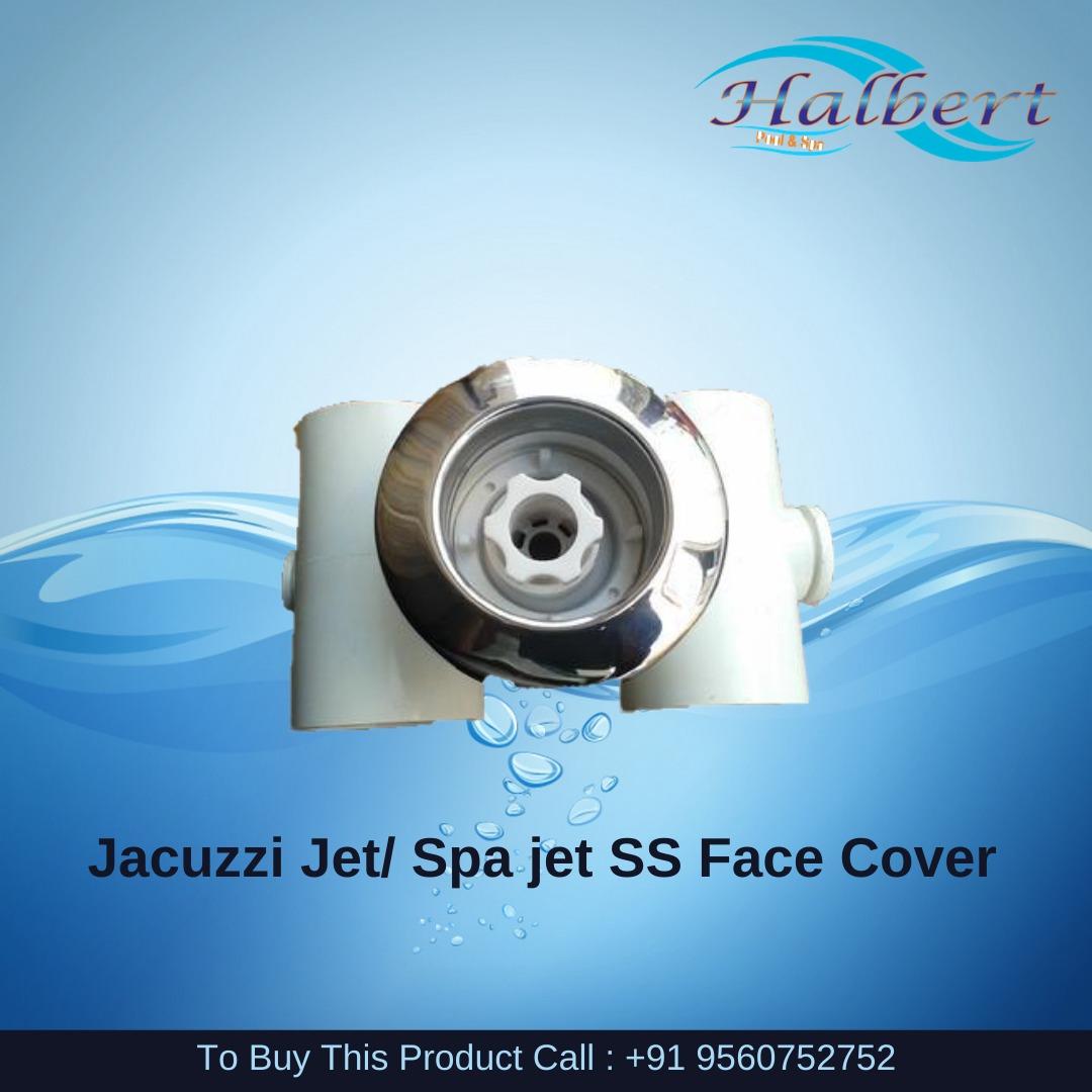 Jacuzzi Jet / Spa Jet ( SS Face Cover )