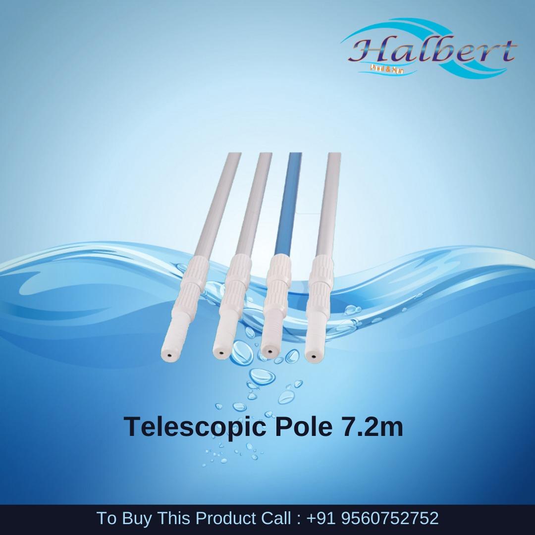 Telescopic Pole 7.2m