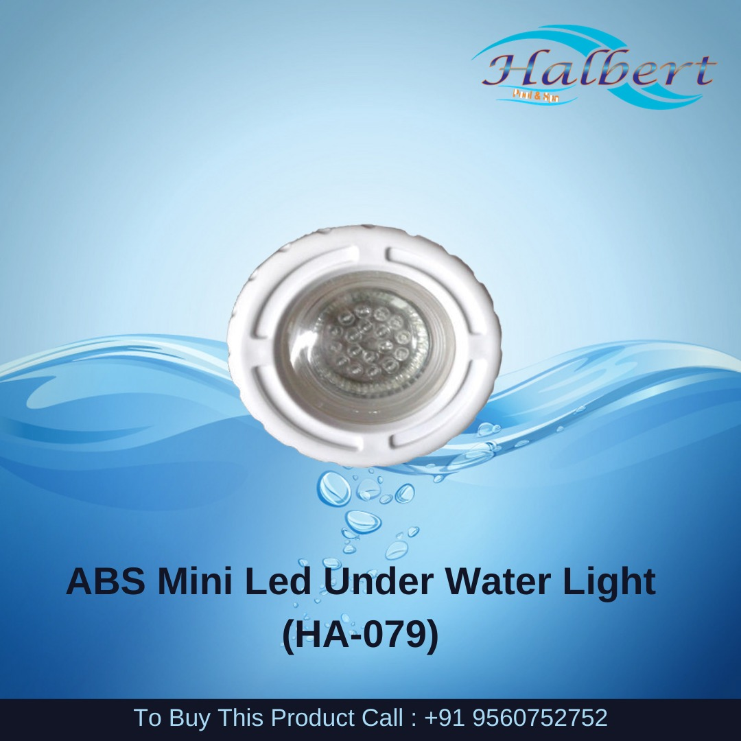 ABS Mini Led Under Water Light