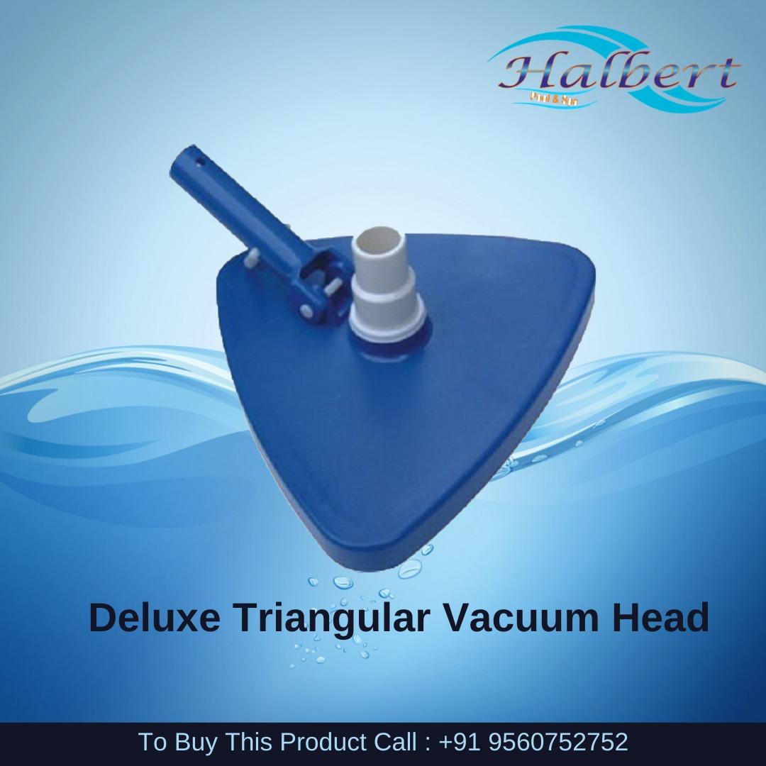 Deluxe Triangular Vacuum Head