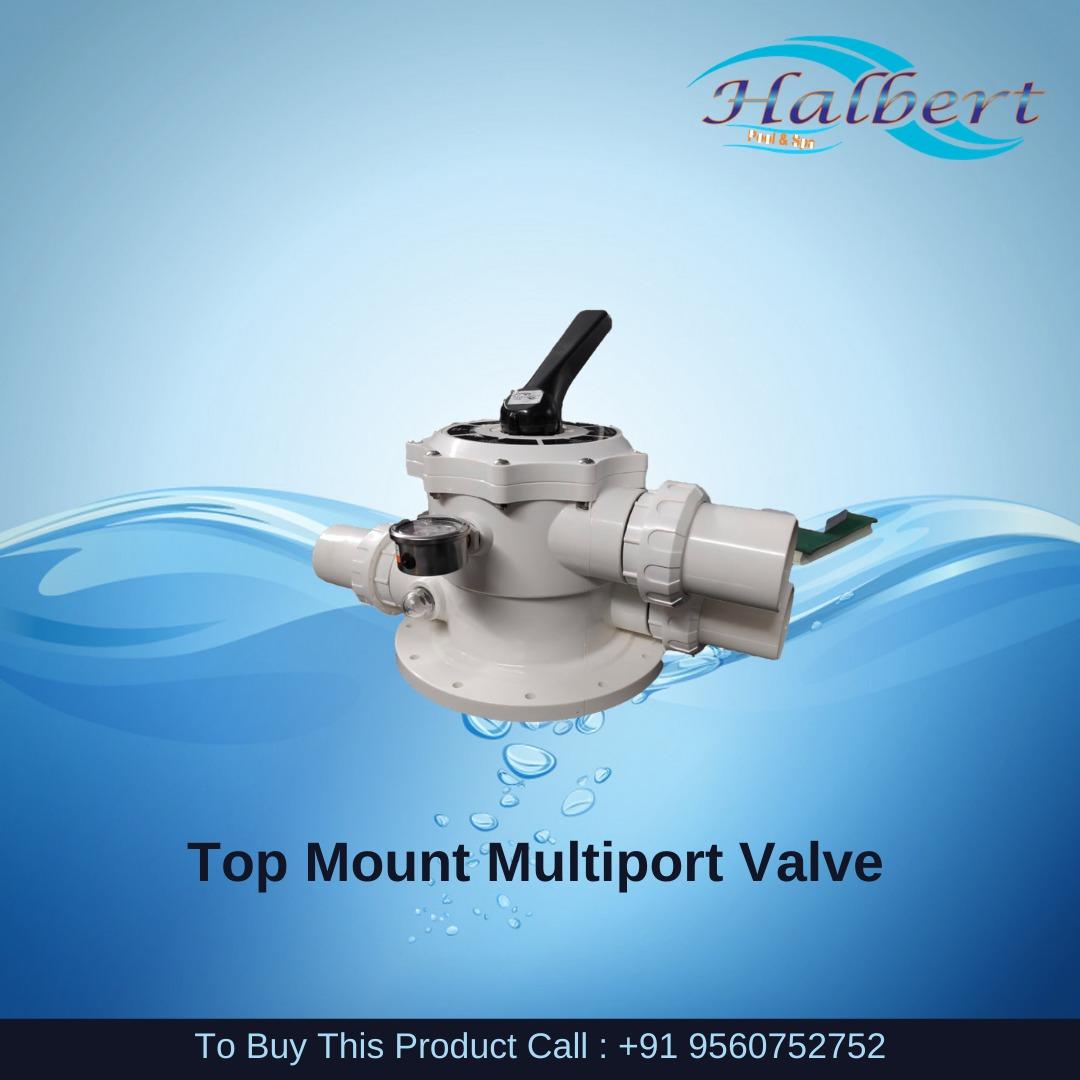 Top Mount Multiport Valve