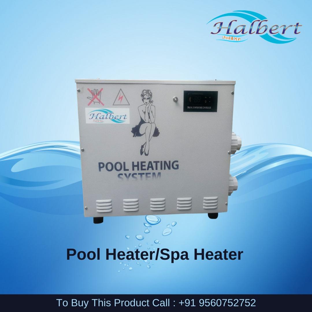 Pool Heater / Spa Heater