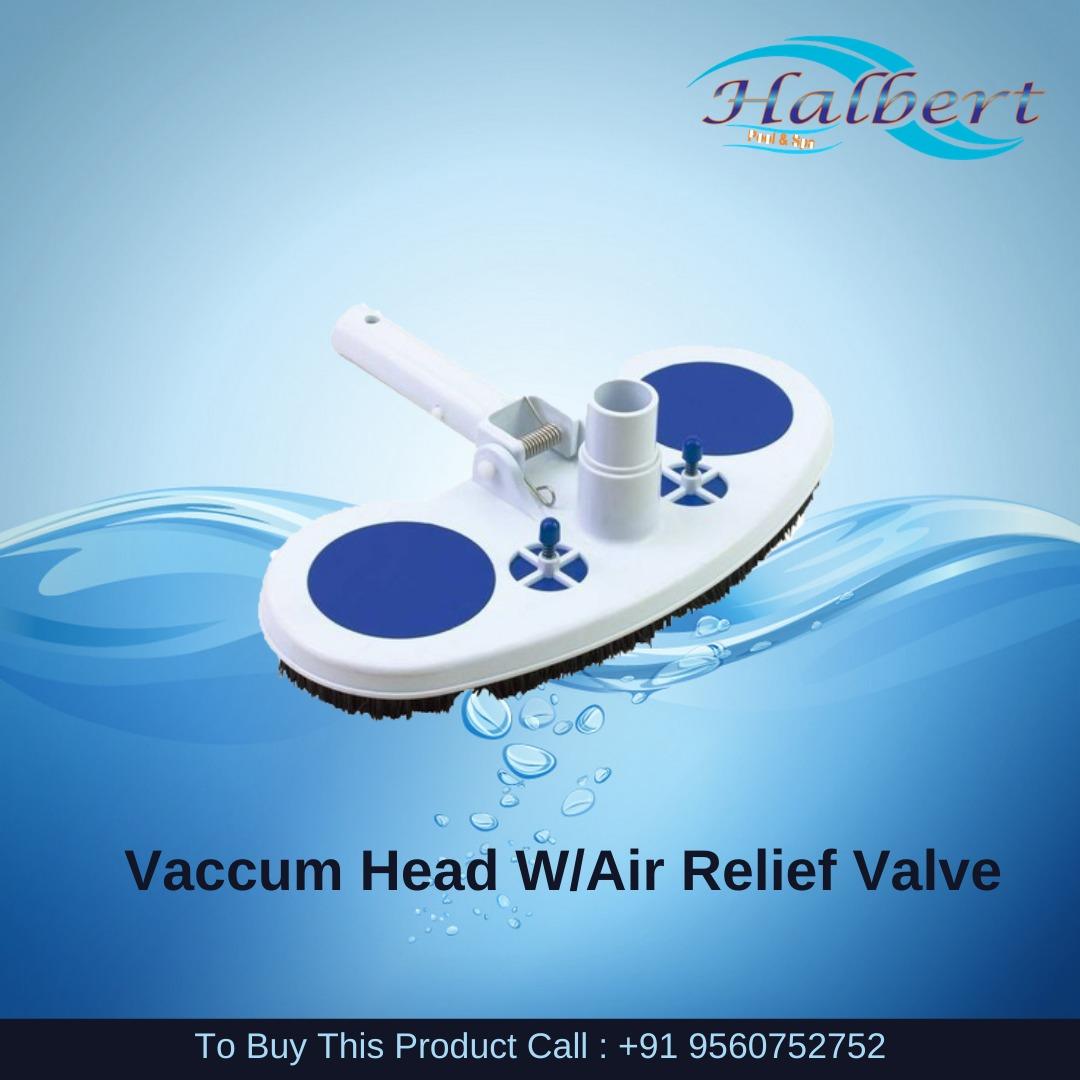 Vaccum Head W/Air Relief Valve