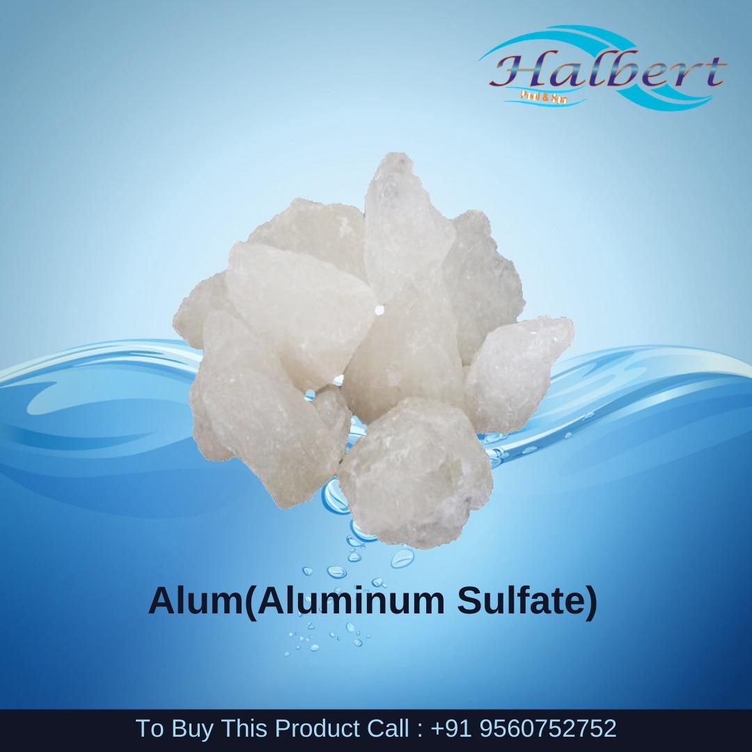 ALUM (Aluminum Sulfate)