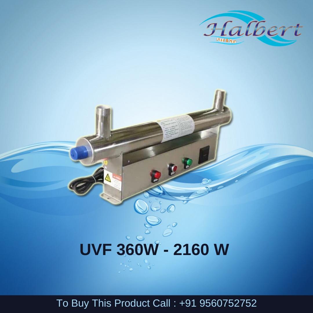 UVF 360w - 2160w
