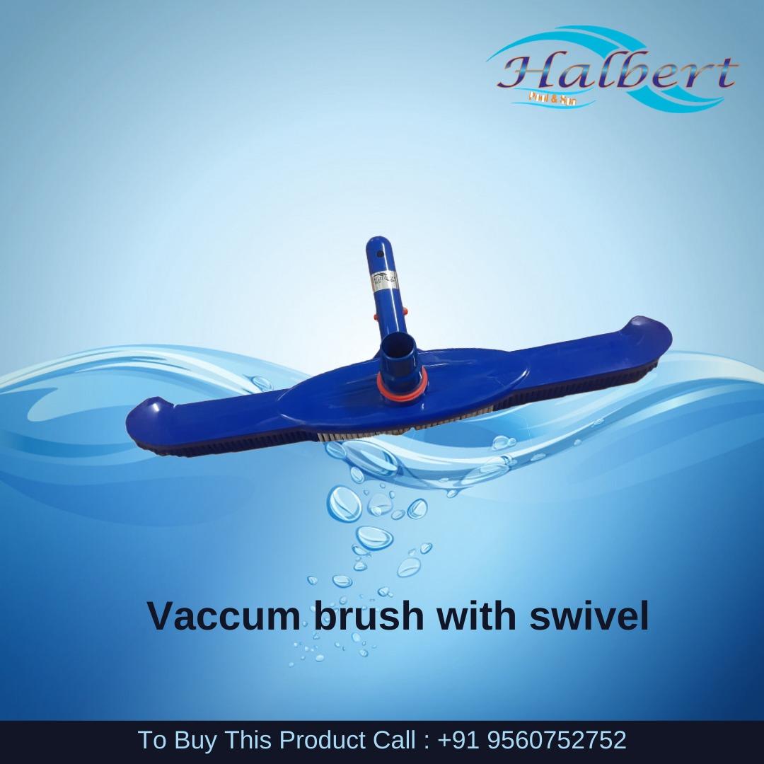 Vaccum Brush With Swivel