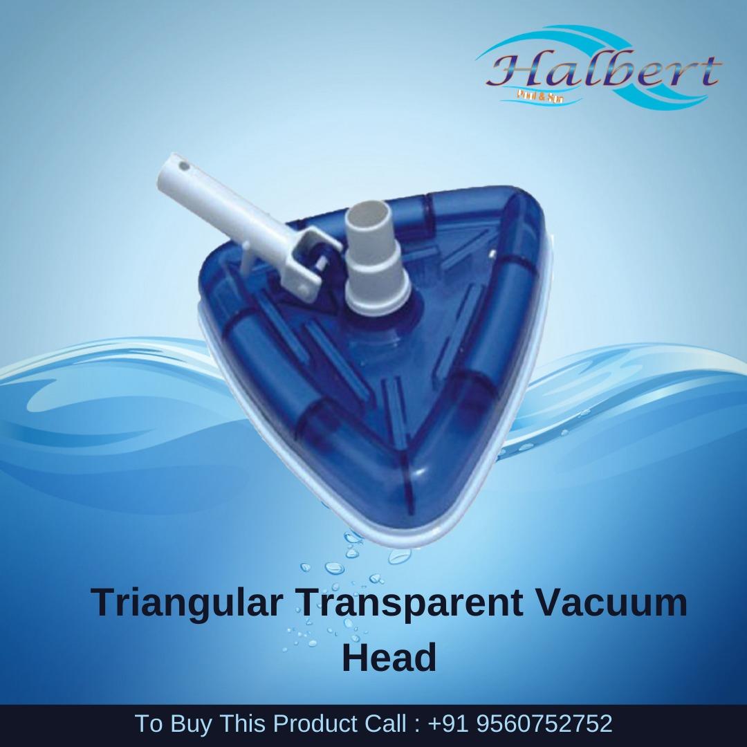 Triangular Transparent Vacuum Head