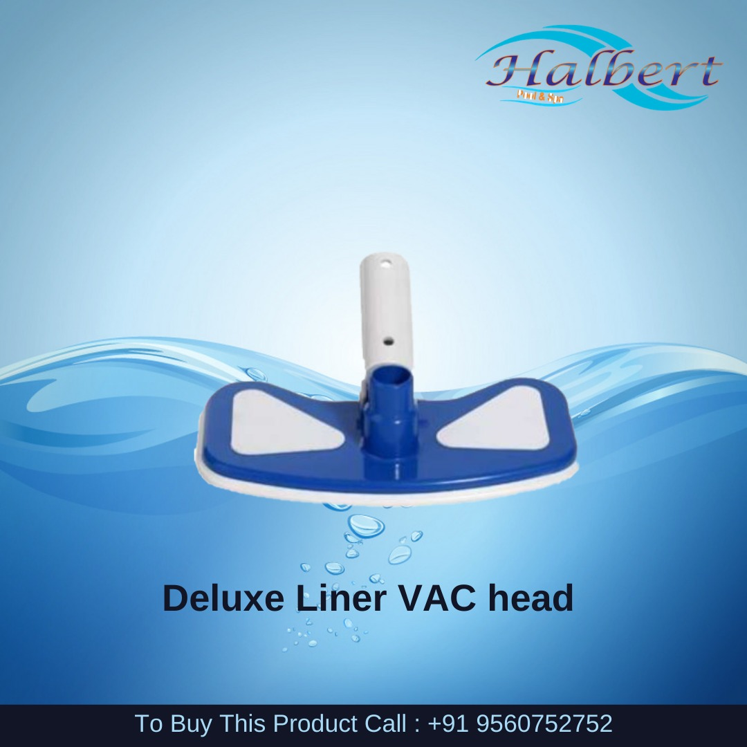 Deluxe Liner VAC Head With Bumper Cost Iron Weight