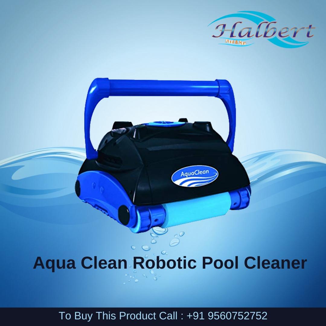 Aqua Clean Robotic Pool Cleaner