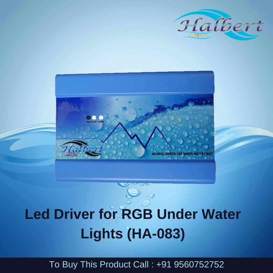 Led Driver For RGB Under Water Lights