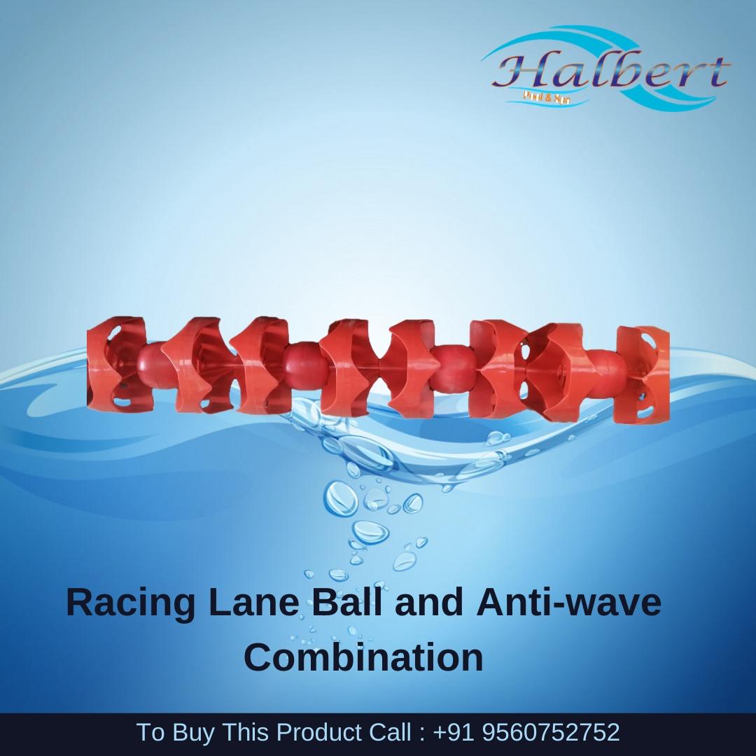 Pool Racing Lane Divider