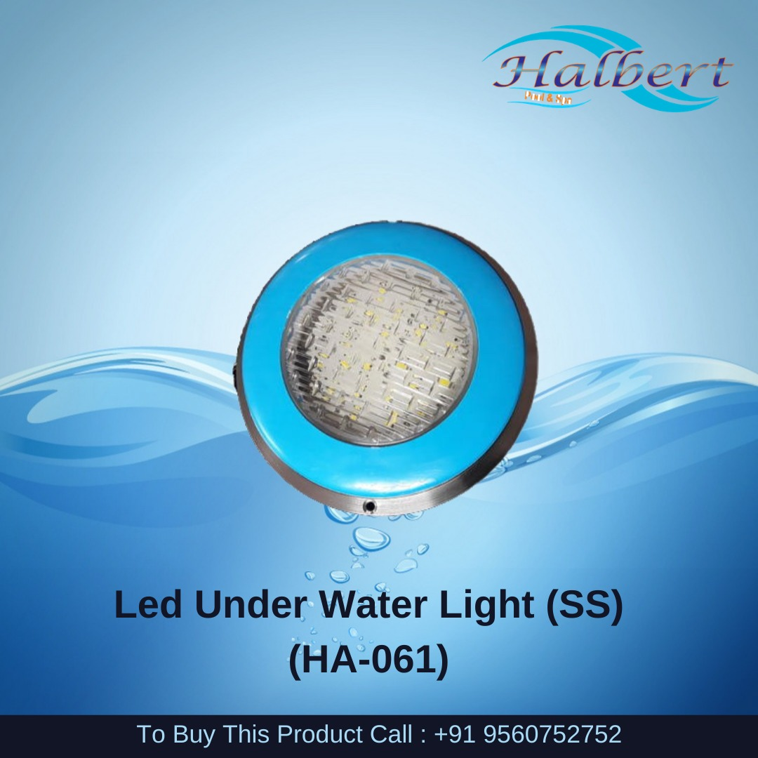 Led Under Water Light (SS)