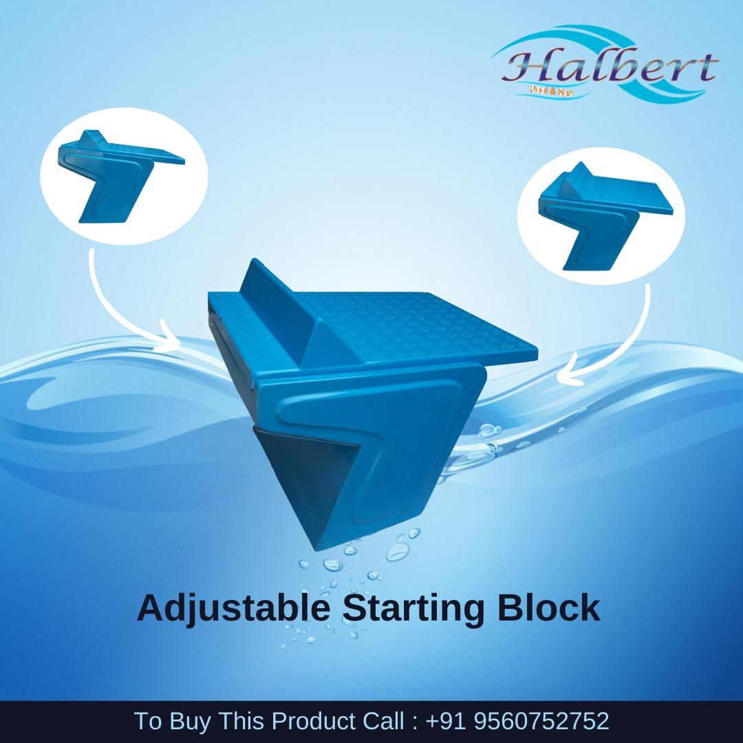 Adjustable Starting Block