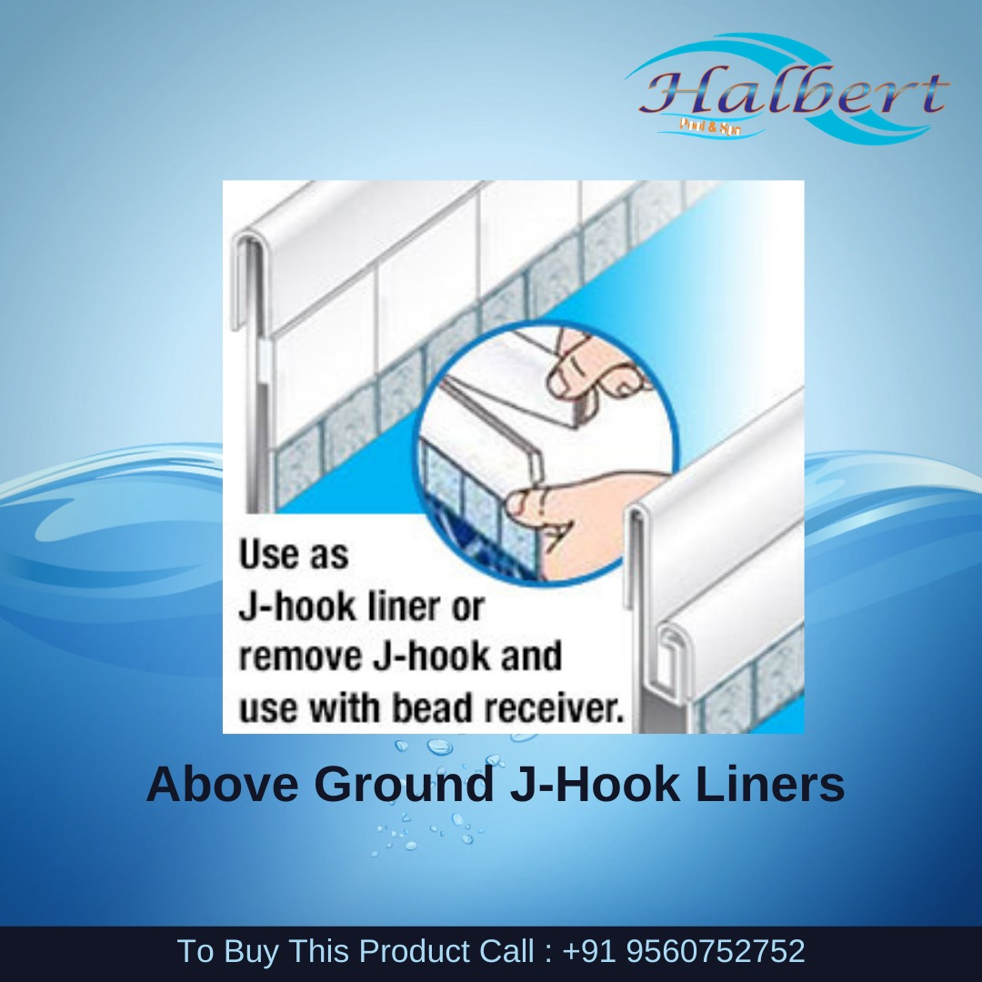 ABOVE GROUND J-HOOK LINERS