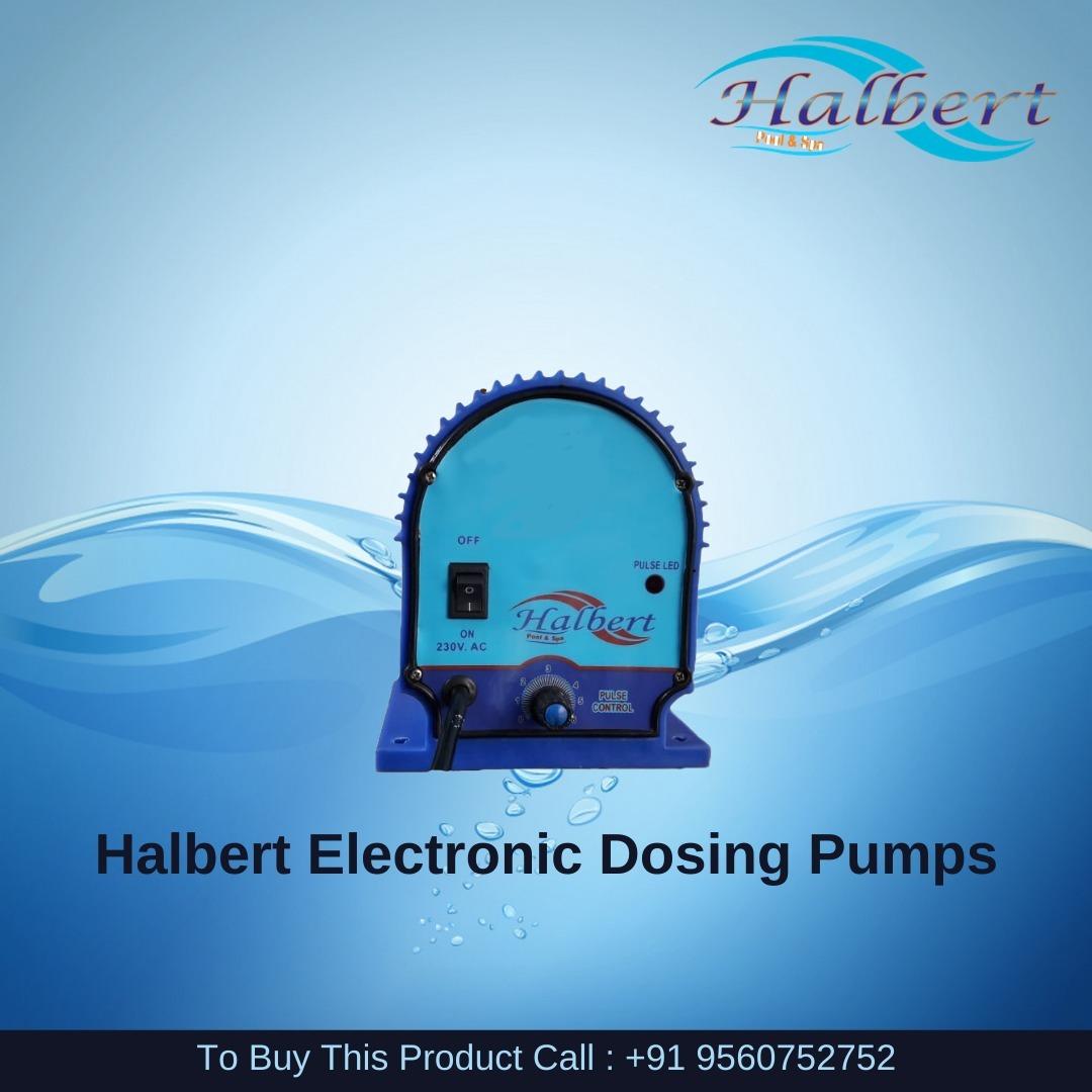 Halbert Elctronic Dosing Pump