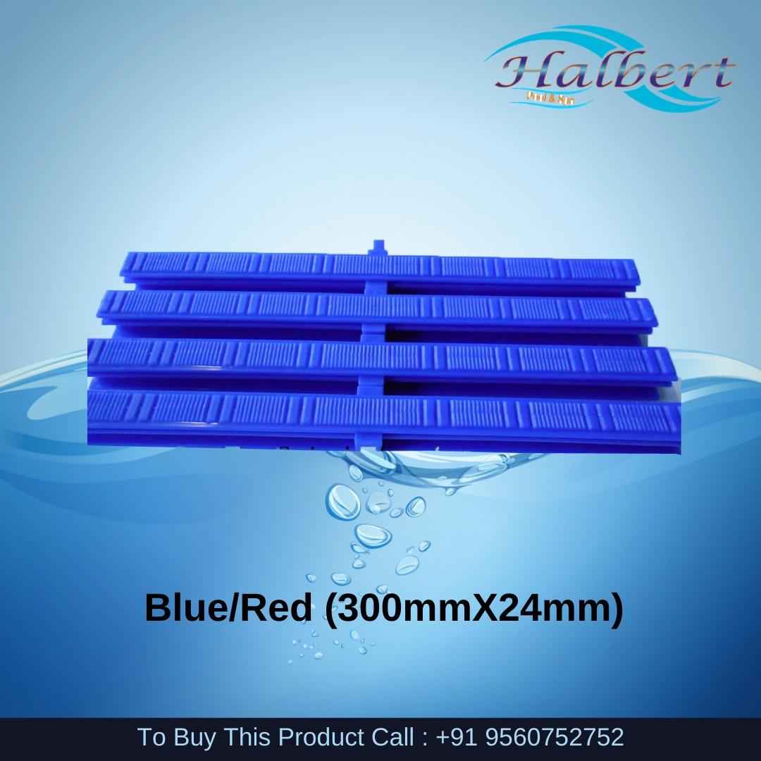 Blue/Red (300mmX24mm)