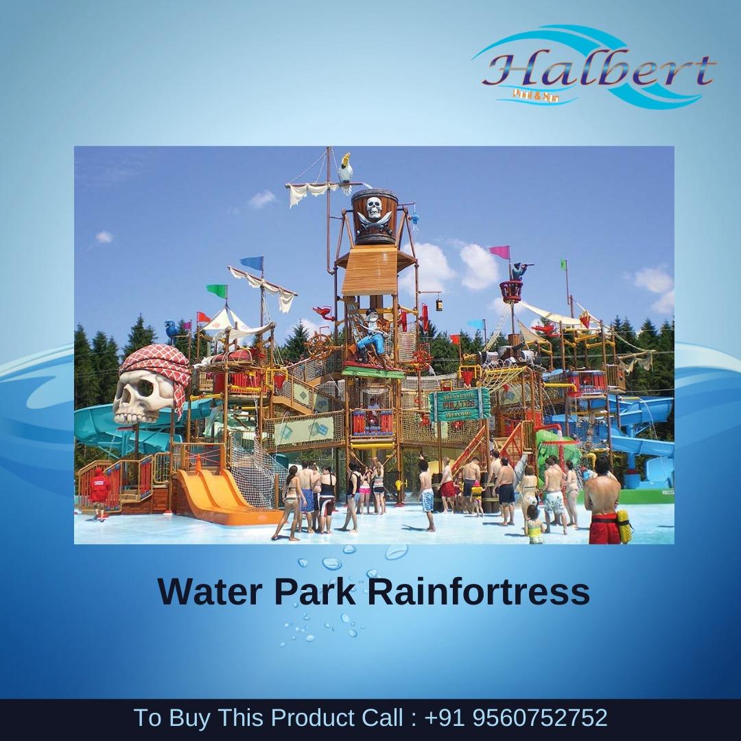 WATER PARK RAINFORTRESS