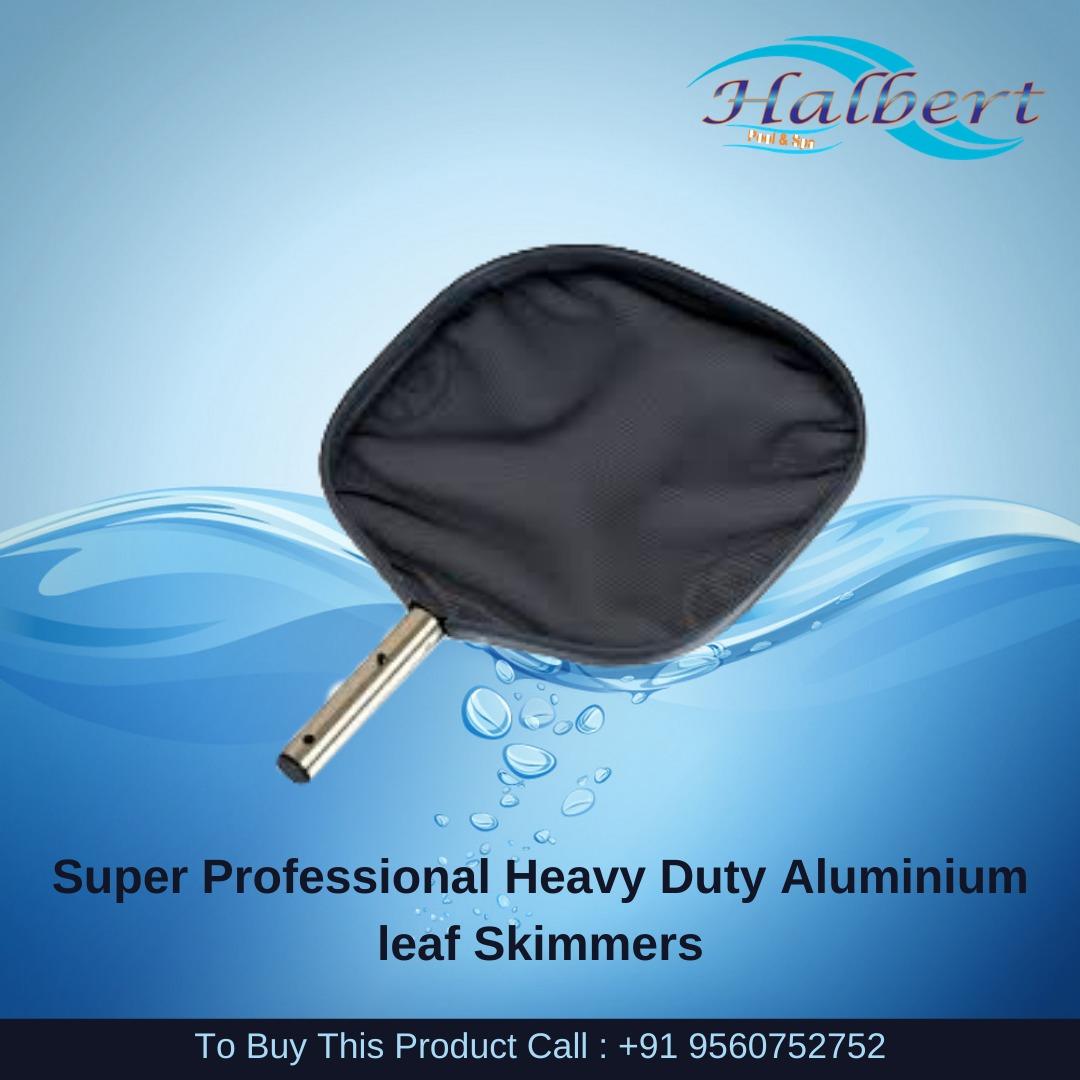 Super Professional Heavy Duty Aluminium Leaf Skimmers
