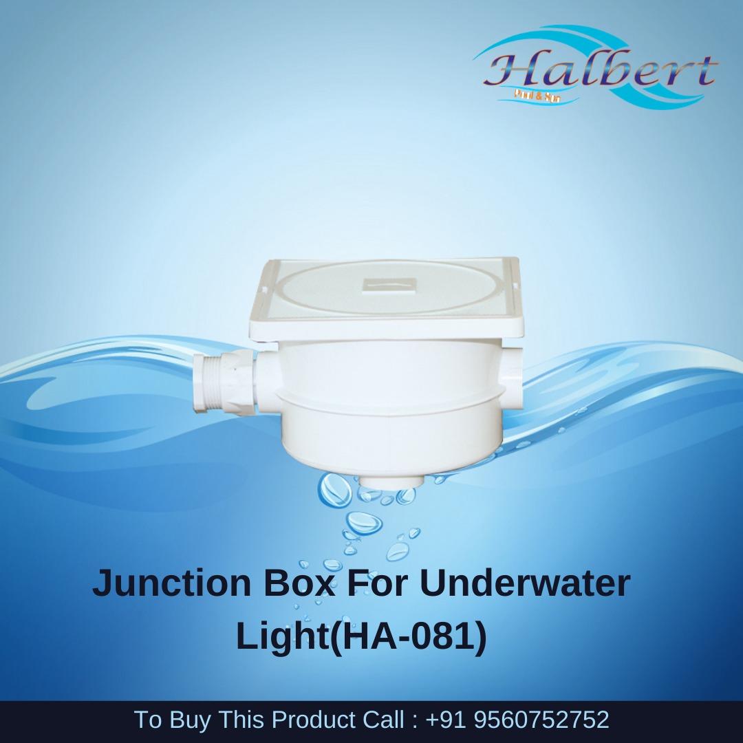 Junction Box For Underwater Light