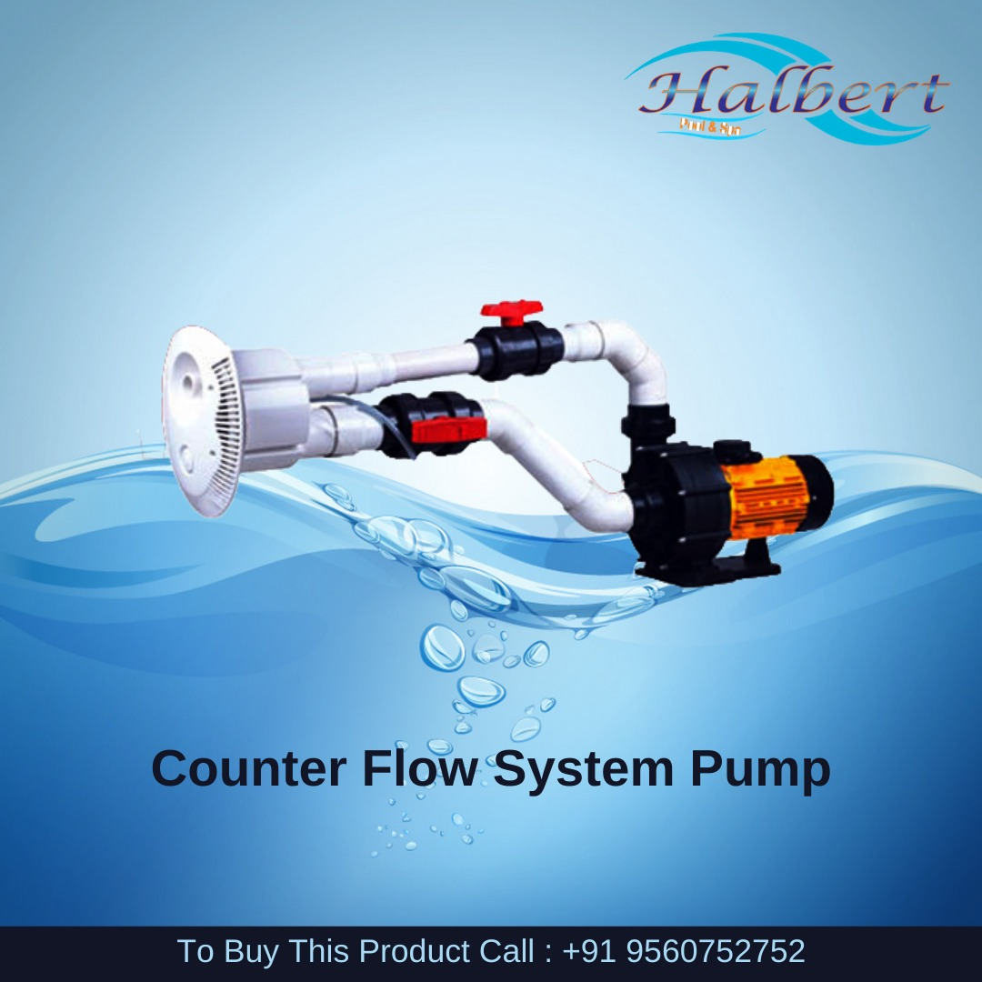 Counter Flow System Pump
