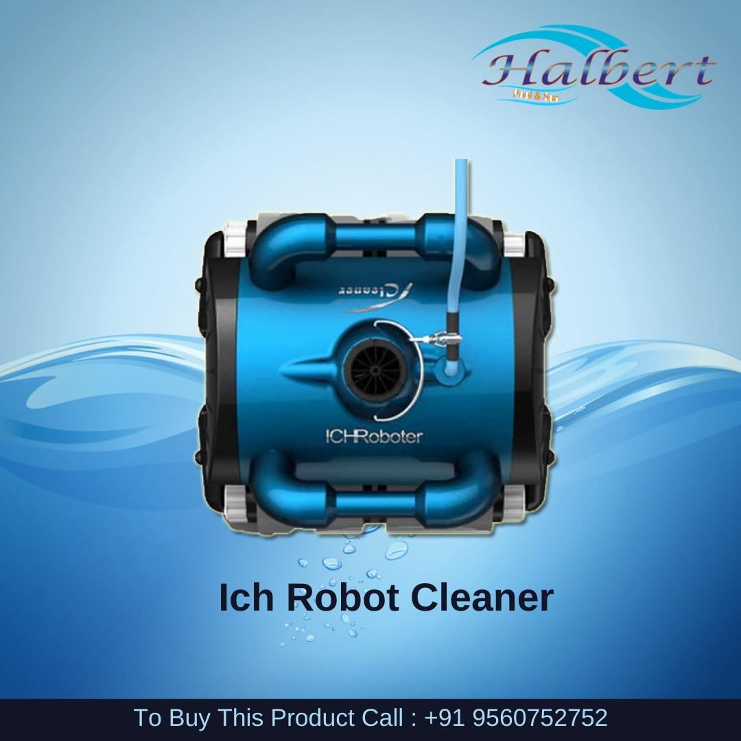 Ich Robot Cleaner