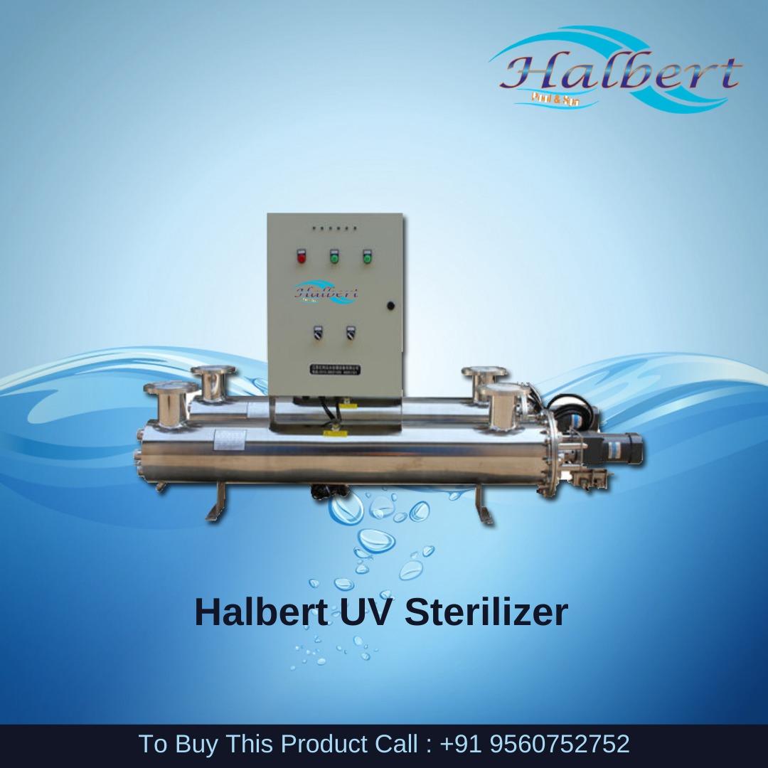 Halbert UV Sterilizer