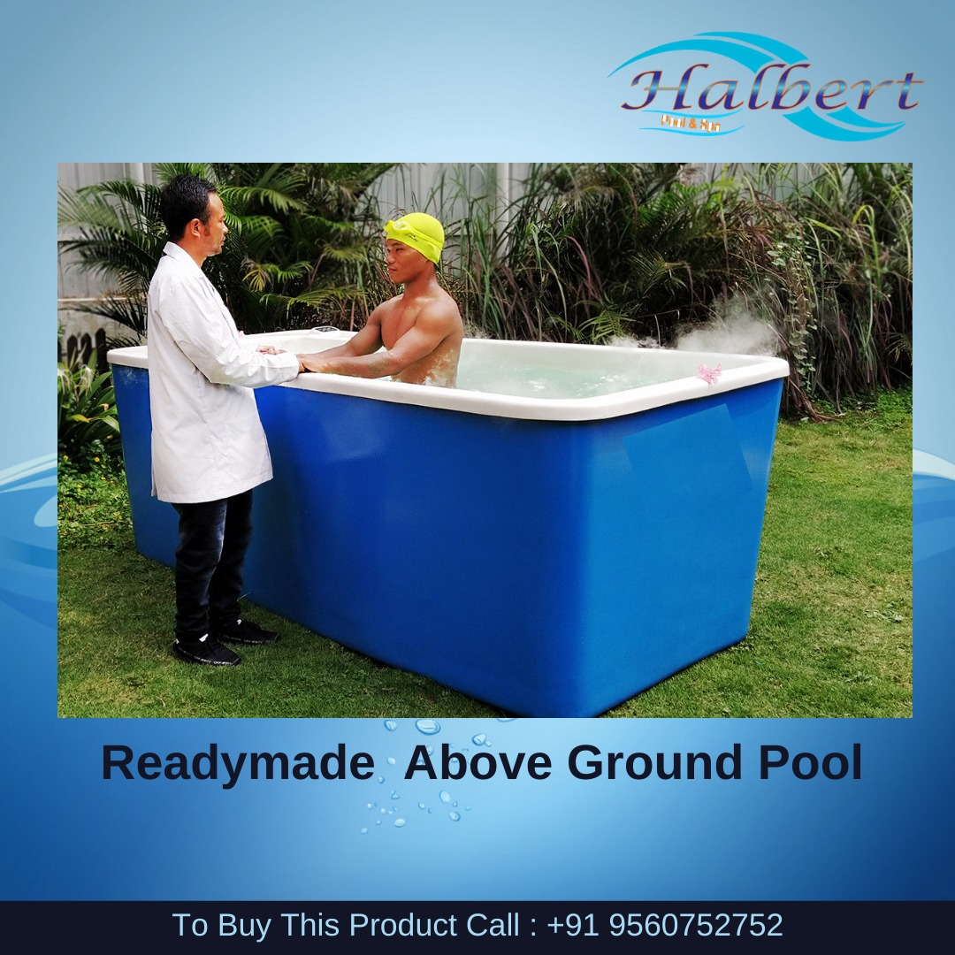 READYMADE ABOVE GROUND POOL