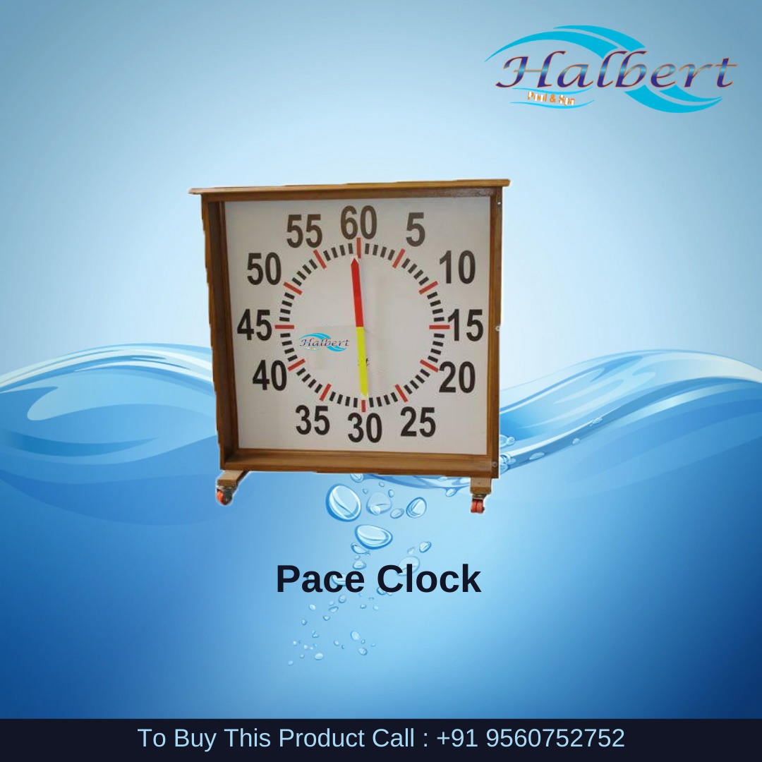 Swimming Pace Clock