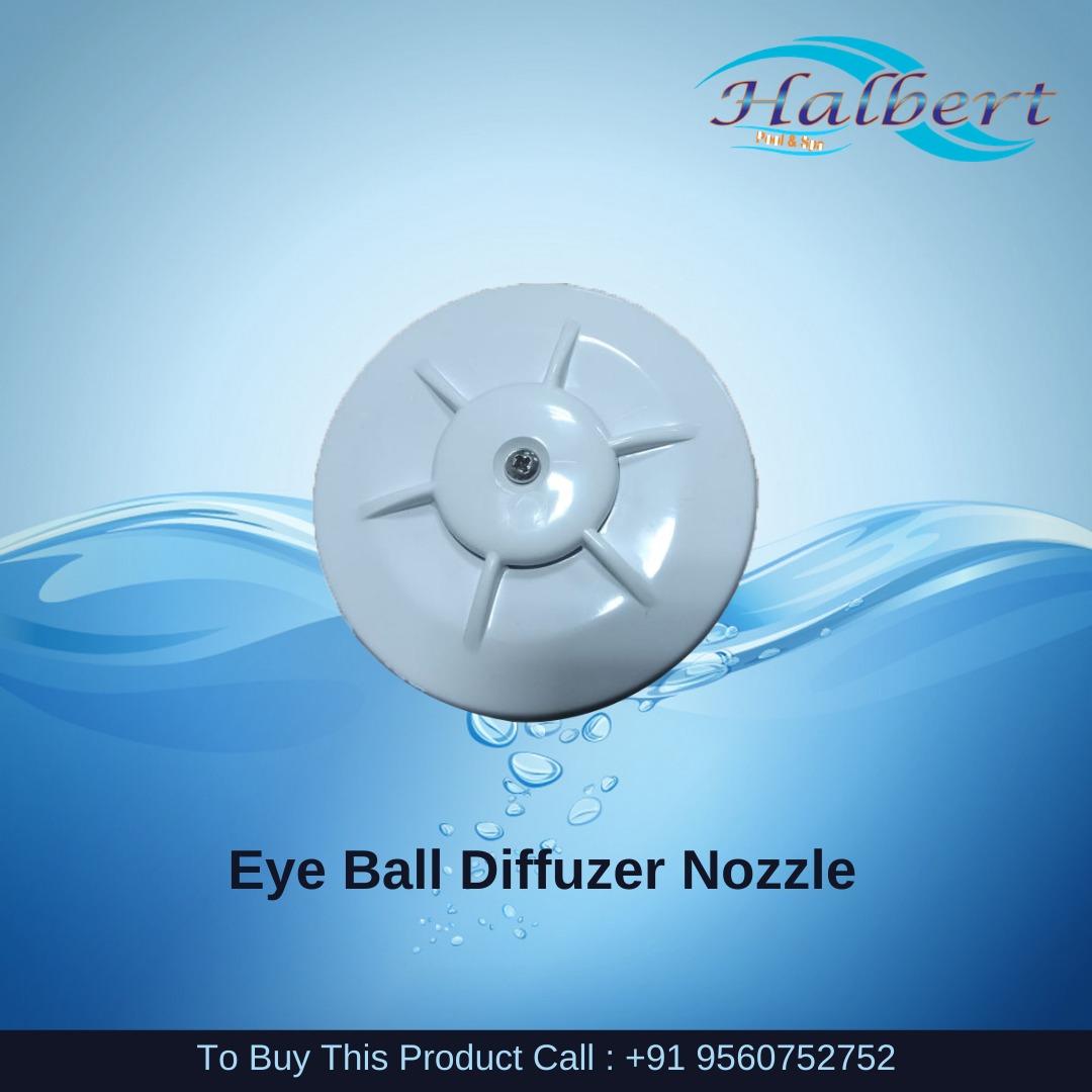 Eye Ball Diffuser Nozzle
