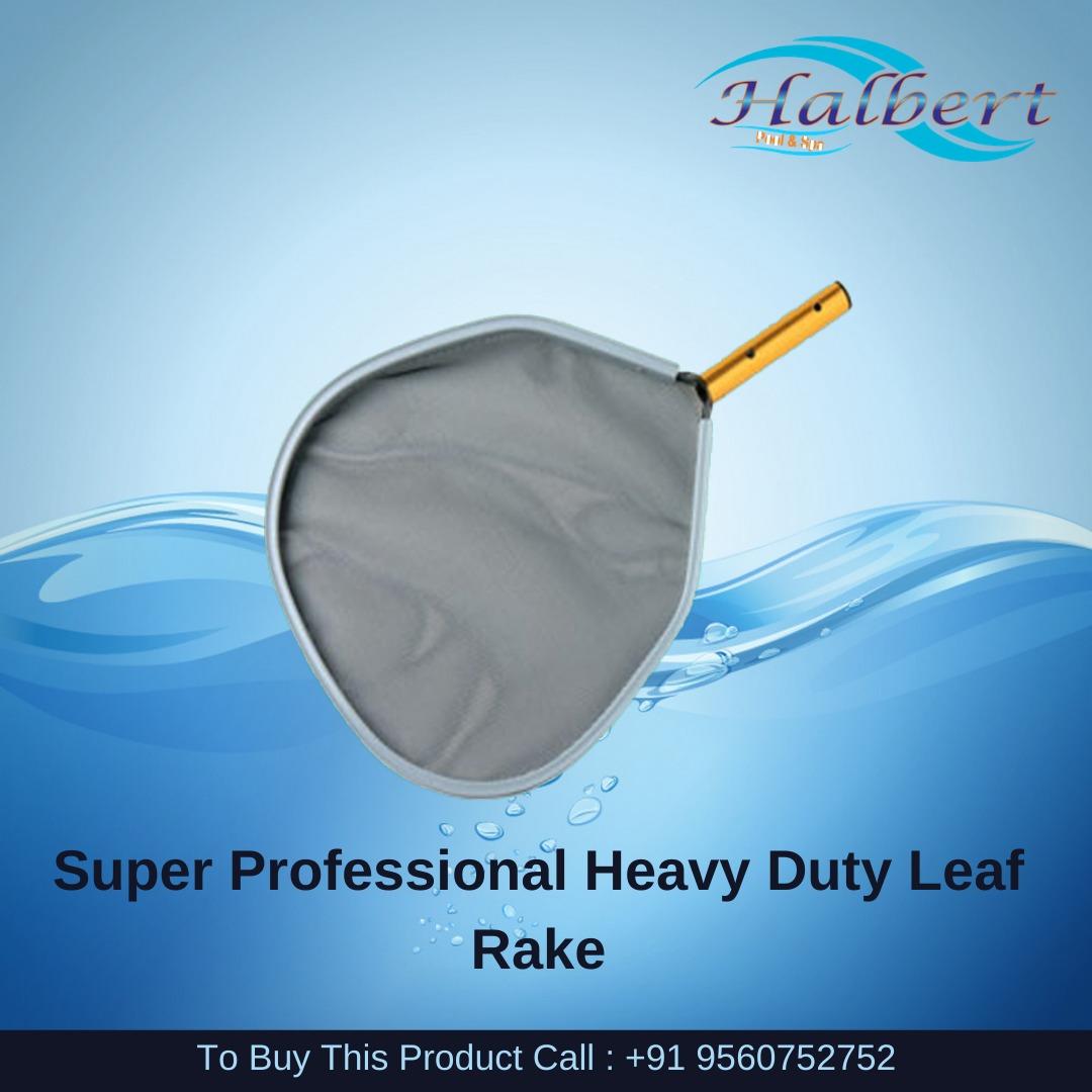 Super Professional Heavy Duty Leaf Rake