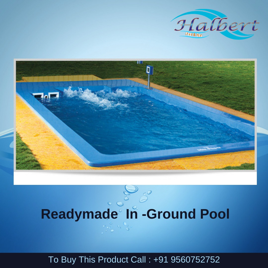 READYMADE IN - GROUND POOL