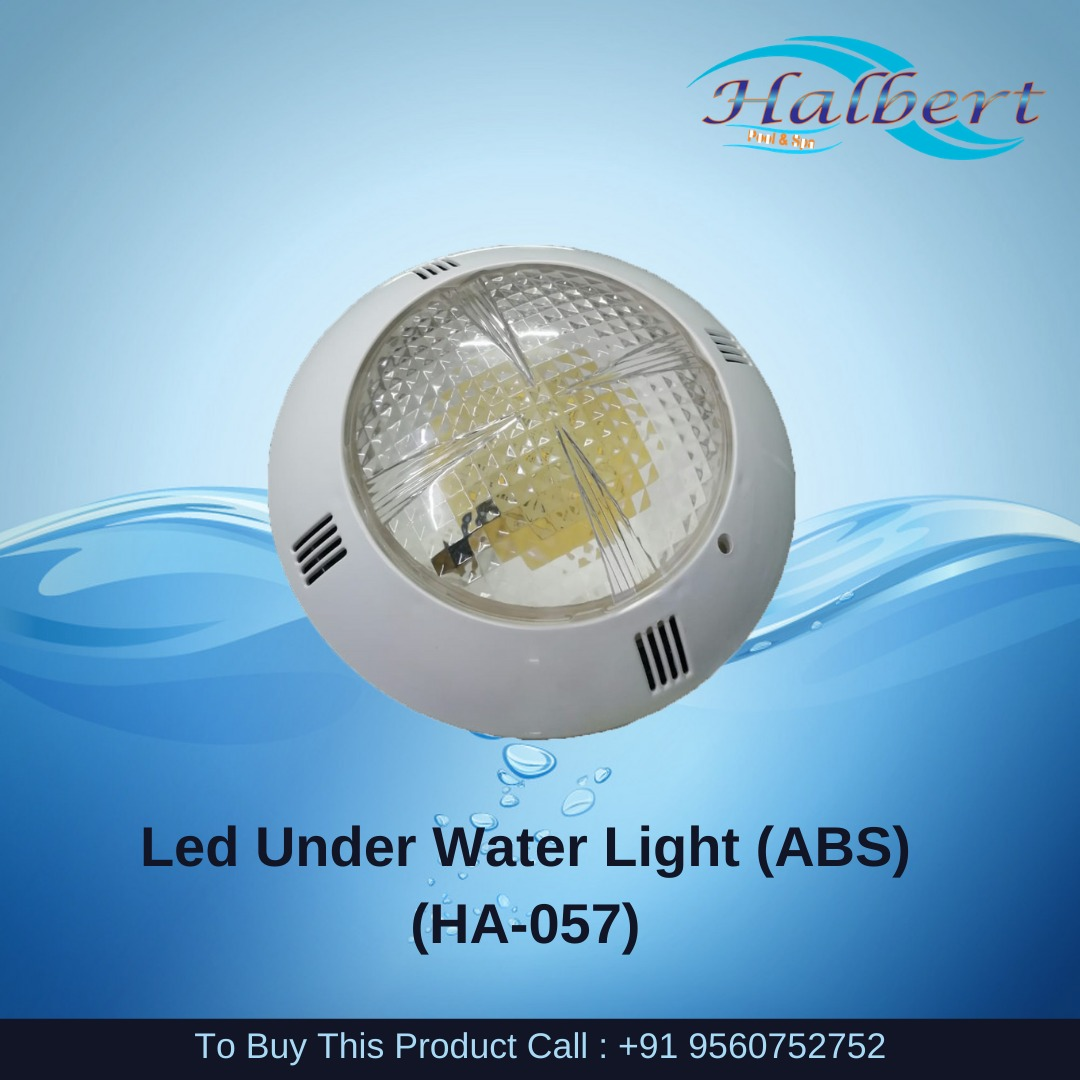 Led Under Water Light (ABS)