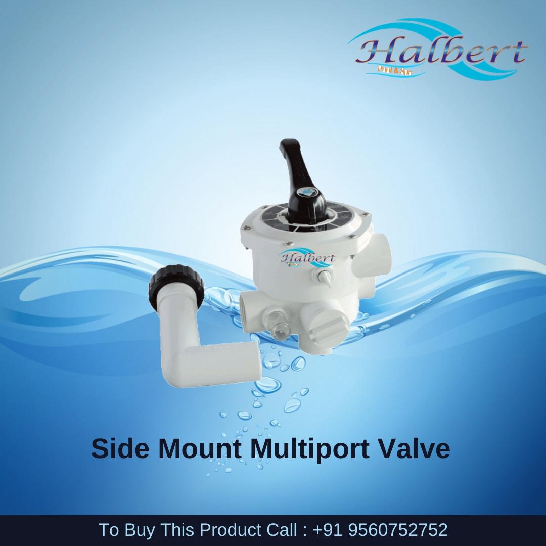 Side Mount Multiport Valve