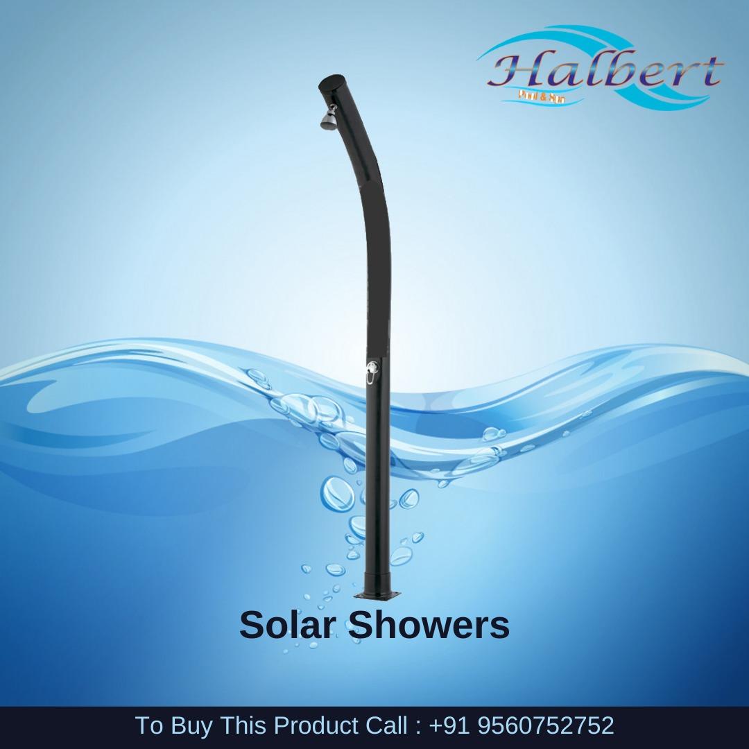 Solar Shawer
