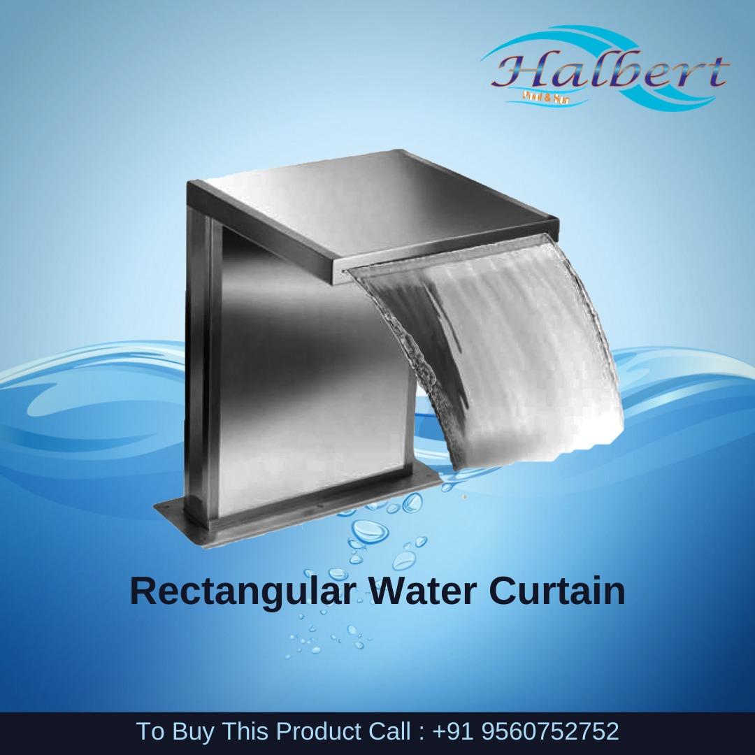 Water Fall Curtain
